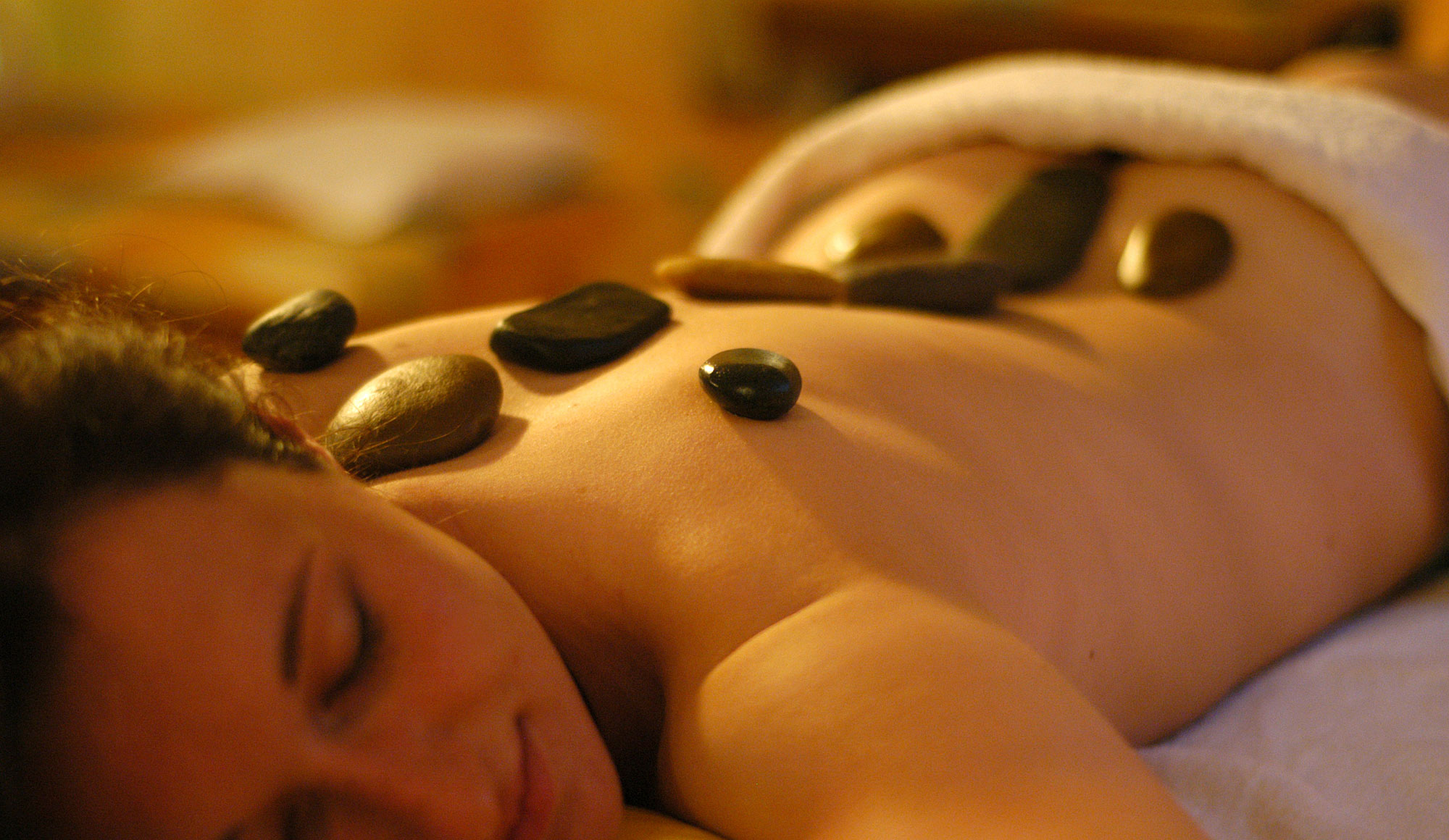 Massage im Wellnesshotel Thula Bayern